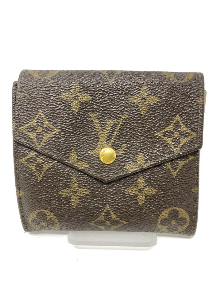 Louis Vuitton Monogram Elise Wallet - Tradesy 263ca190bc1c3