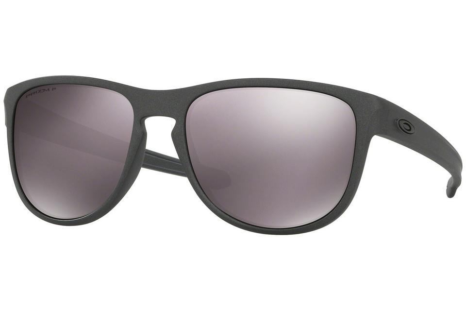 6ccca7d2d5b85 Oakley Steel Frame   Prizm Daily Lens Oo9342-08 Square Style Unisex  Sunglasses