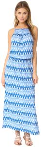Victoria Blue Maxi Dress by Soft Joie