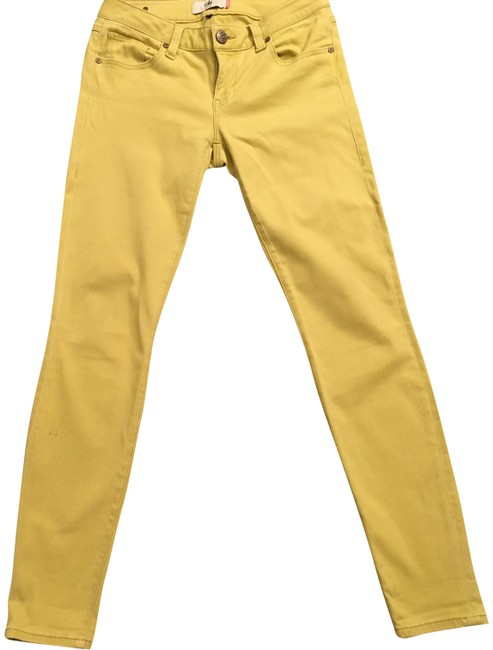 Item - Yellow Pants Size 4 (S, 27)