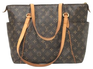 Louis Vuitton Totally Mm Monogram Canvas. B00000623 Tote in Brown