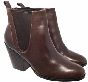 Cole Haan Ankle 8.5 S070918-11 brown Boots