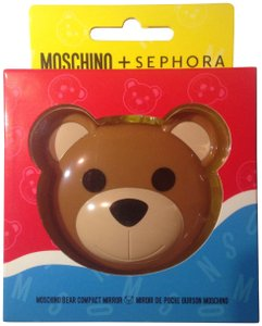 Moschino Moschino X sephora bear compact mirror collectible