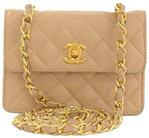 Chanel Micro Mini Rare Vintage Cross Body Bag