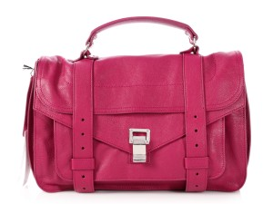 Proenza Schouler Ps.p0731.10 Orchid Ps1 Silver Hardware Reduced Price pink Messenger Bag