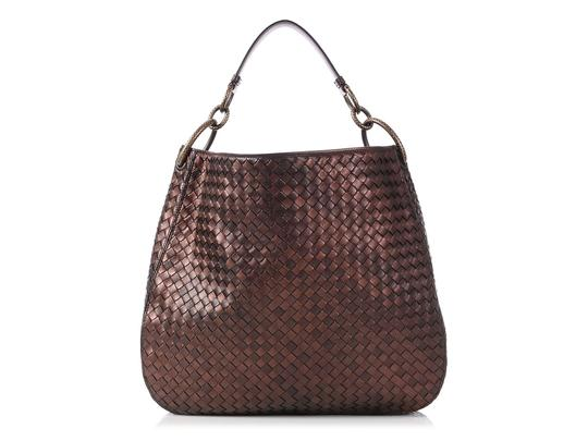 Preload https://img-static.tradesy.com/item/23964451/bottega-veneta-medium-chain-loop-copper-brown-leather-hobo-bag-0-0-540-540.jpg