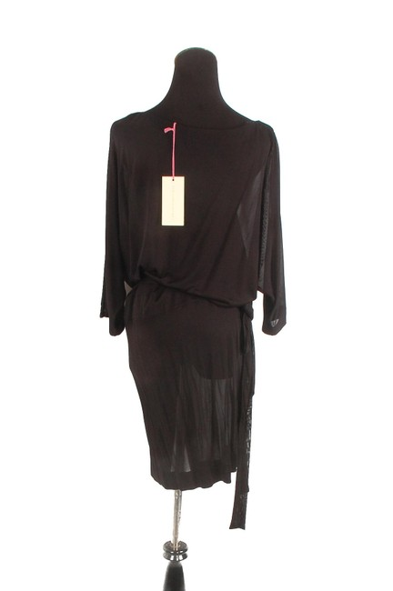 Stella McCartney short dress Black Belted on Tradesy
