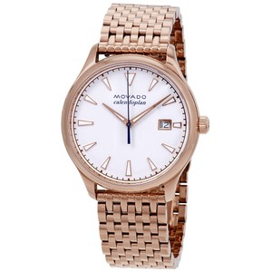 Movado Heritage Calendoplan Date Dial Ladies Watch
