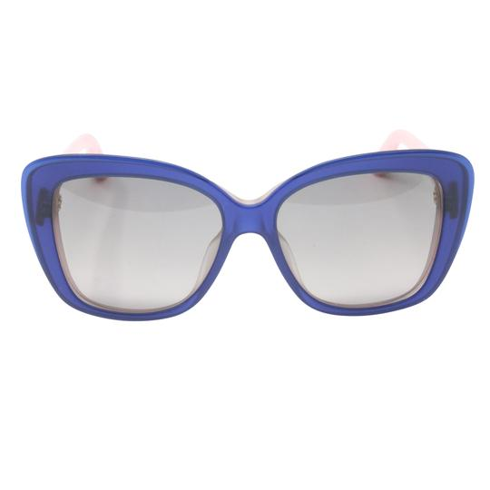 Preload https://img-static.tradesy.com/item/23964496/dior-pink-and-navy-classic-promesse-2-color-block-chunky-square-sunglasses-0-3-540-540.jpg