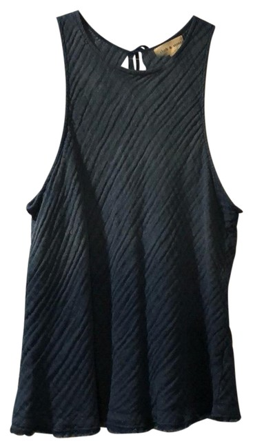 Preload https://item2.tradesy.com/images/cloth-and-stone-blue-soft-denim-ombre-tank-topcami-size-8-m-23964501-0-1.jpg?width=400&height=650