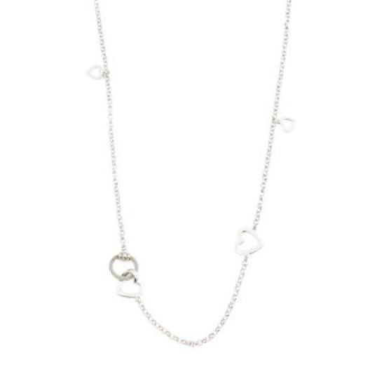 Preload https://img-static.tradesy.com/item/23964511/charriol-silver-and-stainless-steel-100-ways-to-love-necklace-0-0-540-540.jpg