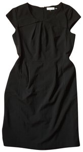 Calvin Klein Formal Ruched Classy Dress