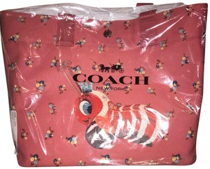 NWT Coach Limited Edition Queen Buzzy Bee Tote