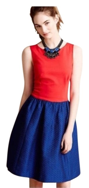 Preload https://item4.tradesy.com/images/plenty-by-tracy-reese-blue-anthropologie-short-night-out-dress-size-6-s-23964643-0-2.jpg?width=400&height=650