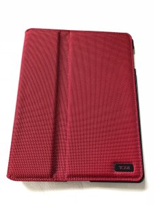 Tumi Tumi Ballistic Snap iPad cover Red