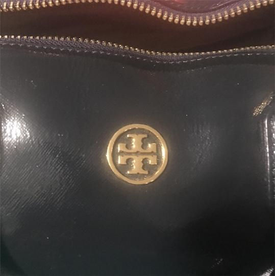 Tory Burch Satchel in Navy Blue