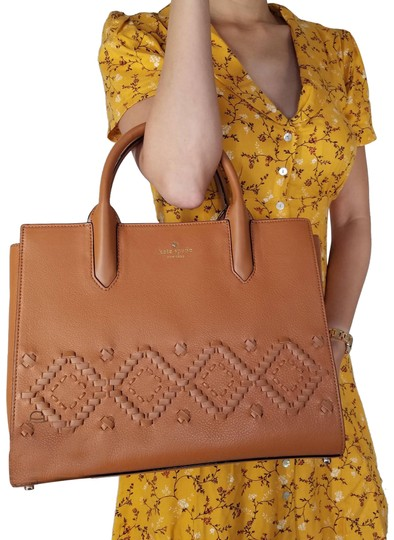 Preload https://img-static.tradesy.com/item/23964831/kate-spade-new-york-flynn-street-meriweather-crossbody-warm-cognac-satchel-0-1-540-540.jpg
