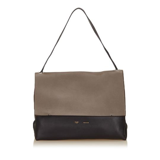 Preload https://img-static.tradesy.com/item/23964854/celine-all-soft-gray-leather-x-suede-x-leather-x-others-shoulder-bag-0-0-540-540.jpg