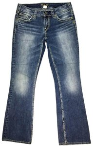 Silver Jeans Co. Size W31 J071918-05 Aiko Boot Cut Jeans