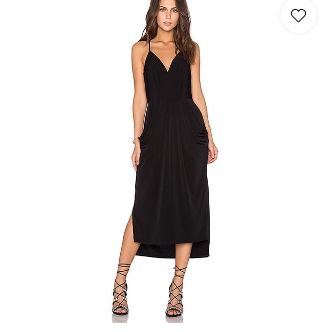Preload https://item3.tradesy.com/images/bcbgeneration-black-crossover-midi-in-mid-length-cocktail-dress-size-00-xxs-23964892-0-0.jpg?width=400&height=650