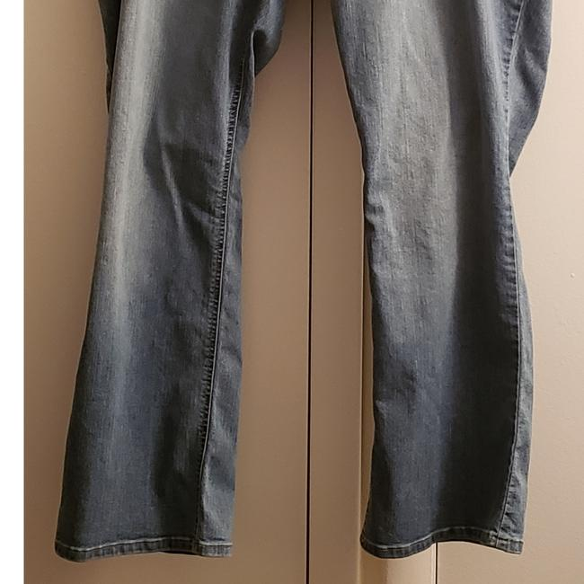 Riders by Lee Straight Leg Jeans-Light Wash