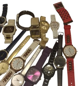 Invicta Lupah, Lucian Picard, Gossip, Etc. Lot of watches, 24