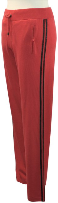 Preload https://img-static.tradesy.com/item/23964944/brunello-cucinelli-red-cashmere-joggers-pants-size-8-m-29-30-0-3-650-650.jpg