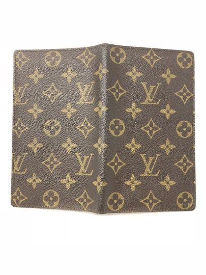 Louis Vuitton Checkbook Cover Bill
