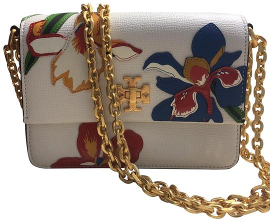 Preload https://item1.tradesy.com/images/tory-burch-kira-applique-mini-white-nubuck-leather-cross-body-bag-23964990-0-1.jpg?width=440&height=440