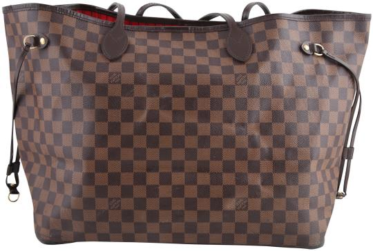 Preload https://item5.tradesy.com/images/louis-vuitton-neverfull-gm-damier-ebene-brown-coated-canvas-tote-23965024-0-1.jpg?width=440&height=440