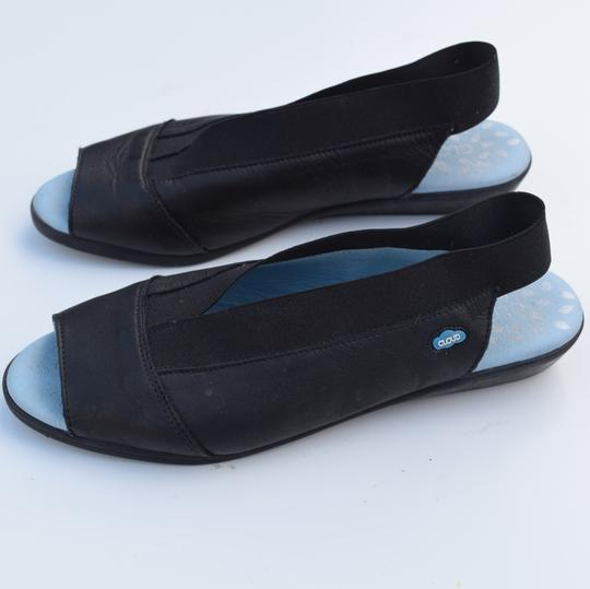 Cloud black Flats