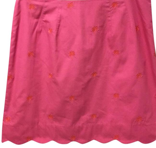 Preload https://item3.tradesy.com/images/lilly-pulitzer-pink-88189-knee-length-skirt-size-2-xs-26-23965072-0-1.jpg?width=400&height=650