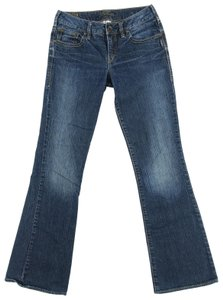 Silver Jeans Co. Denim Aiko Boot Cut Jeans