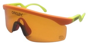 Oakley Oakley Razor Blades, Orange Frame, Yellow arms, Orange clear lens