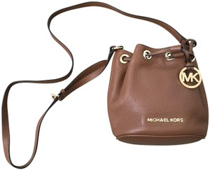 Michael Kors Mk Bucket Cross Body Bag