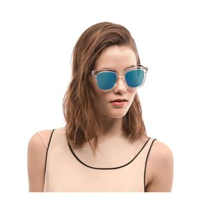 e0312f4c10be Gentle Monster Mirrored Blue Absente Sunnies Sunglasses - Tradesy