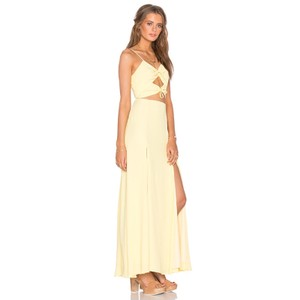yellow Maxi Dress by Privacy Please