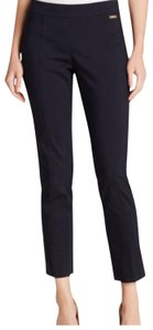 Tory Burch Skinny Pants Navy Blue