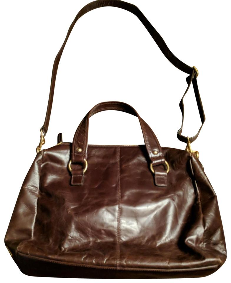 Perlina Leather Purse Large Shoulder Bag