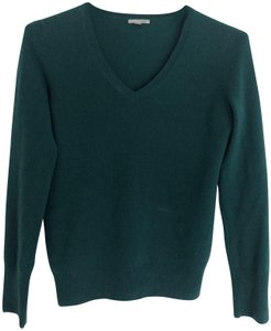 Halogen Luxury Classic Comfortable Casual V-neck Sweater
