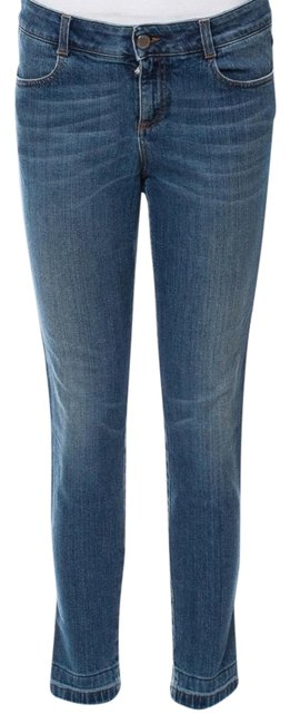 Item - Blue Medium Wash Mid-rise Skinny Jeans Size 8 (M, 29, 30)