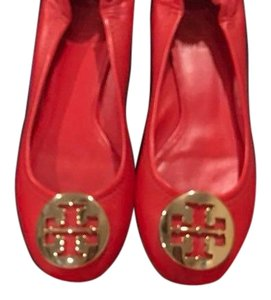 806c984e883b Women s Red Tory Burch Shoes - Up to 90% off at Tradesy