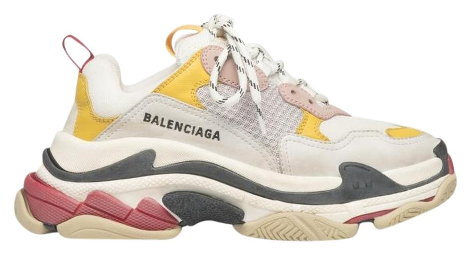 d90a0b86fb78 Balenciaga Triple Trainer Sneaker Triple S Classics Multi Athletic Image 0  ...