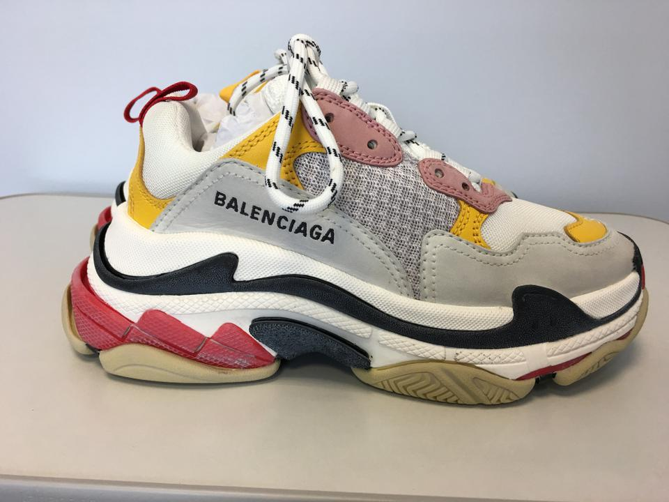 4ff5e23d59e6 Balenciaga Triple Trainer Sneaker Triple S Classics Multi Athletic Image  10. 1234567891011