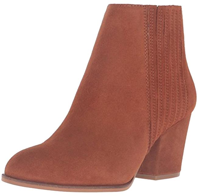 Item - Leather Brown Ankle M Boots/Booties Size US 8.5 Regular (M, B)