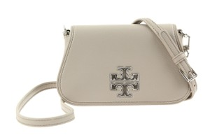 Tory Burch Clutch Logo Tb Chain Cross Body Bag