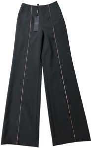AQ/AQ Trouser Pants black / gold