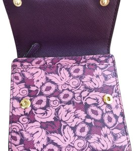 Michael Kors Michael Kors Small Trifold Wallet Card Case Carryall Floral