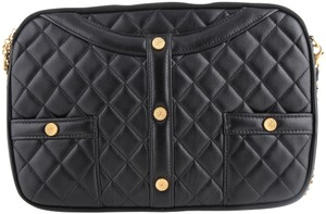 Chanel Quilted Cross Body Bag