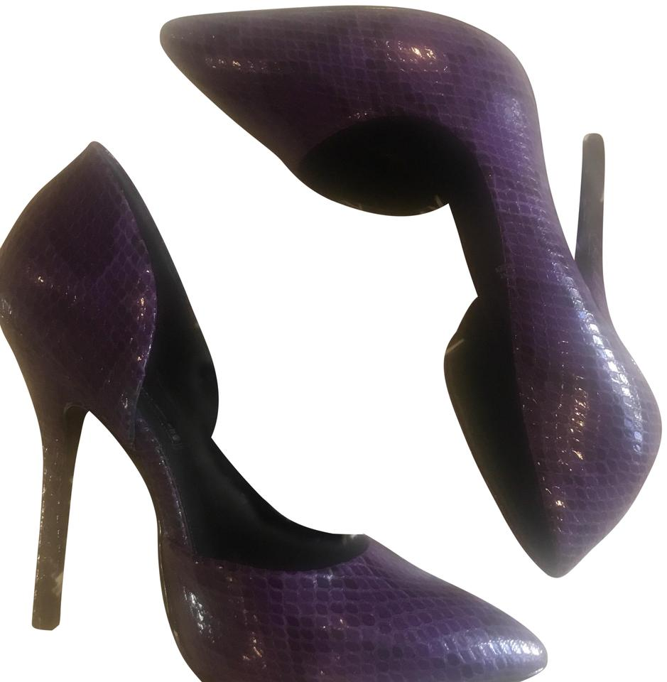 5c39752776b Steven by Steve Madden Purple Newbee Pumps. Size  US 7.5 Regular (M ...